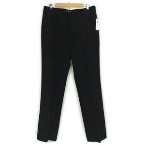NYDJ Slash Pocket Trousers NWT Navy Blue Size 14